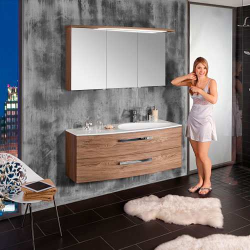 badm bel in holzoptik reuniecollegenoetsele. Black Bedroom Furniture Sets. Home Design Ideas